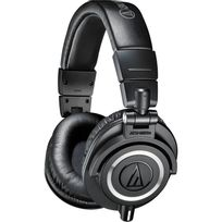 Audio-technica - Casque Ath-m50X Noir