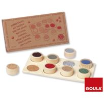 Goula - Loto tactile : Les textures