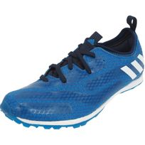 Adidas - Chaussures à pointes d'athlétisme Xcs pointes nv Bleu 75005
