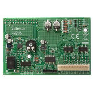 velleman oscilloscope et logic analyzer shield pour raspberry pi pas cher achat vente fils. Black Bedroom Furniture Sets. Home Design Ideas