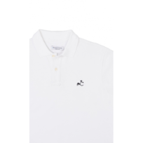 Comptoir Tricolore - Polo l'Opéra - Polo homme Blanc - Made in France
