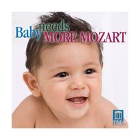 Delos - Baby Needs Mozart