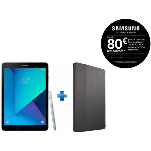 Samsung - Galaxy Tab S3 - 9,7'' - 32 Go - Argent