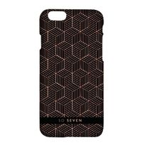 So Seven - Coque Midnight Cubic Or Rose Iphone 7