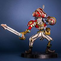 Abysscorp - Figurine collector Zelda : Capitaine Zigouille