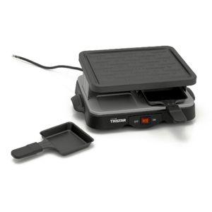 tristar appareil raclette 4 personnes achat raclette cr pi re. Black Bedroom Furniture Sets. Home Design Ideas