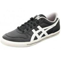 Asics - baskets onitsuka tiger aaron black/natural, chauss homme onitsuka tiger k62asics204
