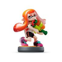 NINTENDO - Figurine Splatoon girl amiibo