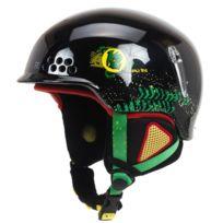 K2 - Casque de ski Illusion2 noir casque jr Noir 79086