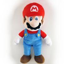 Abysscorp - Peluche Nintendo Mario Bros : Mario medium