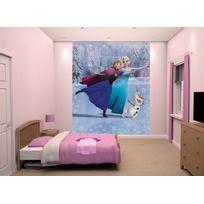 Comforium - Poster Mural Reine des neiges Frozen 305 cm x 244 cm