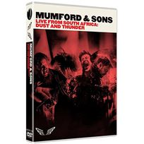 Eagle vision - Mumford & Sons - Live From South Africa: Dust And Thunder Blu-ray