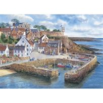 Gibsons Games - Gibsons - Puzzle - 1000 PiÈCES - Port De Crail