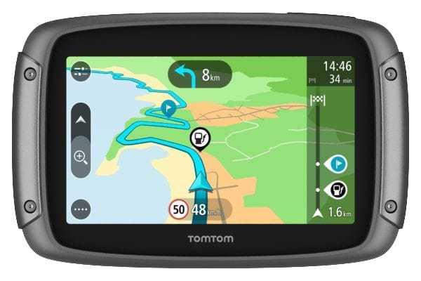 GPS RIDER 42 Europe 23 pays
