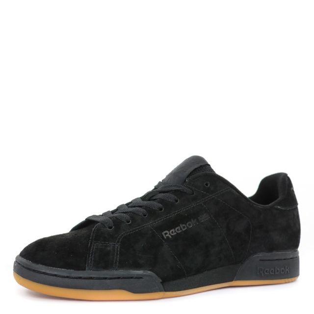 7d806997387 Reebok - Npc Ii Tg Chaussures homme Classic noir Noir 44.5 - pas cher Achat    Vente Baskets homme - RueDuCommerce