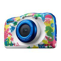 NIKON - appareil photo compact - coolpix w100 marin