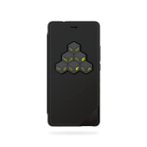 wiko etui smart wicube pour tommy 2 wkprfibk3941 noir pas cher achat vente etui et. Black Bedroom Furniture Sets. Home Design Ideas