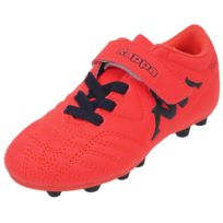 Kappa - Chaussures football moulées Player fg scratch fluo Orange 33286