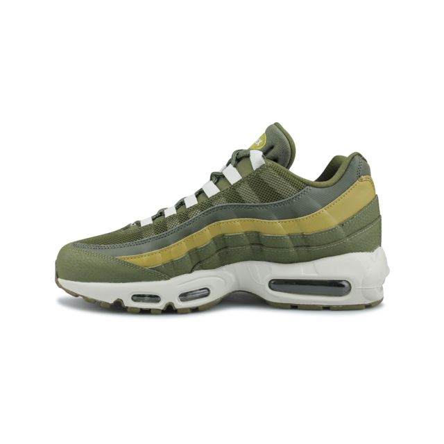 Nike Air Max 95 Essential Olive 749766 303 Vert pas cher