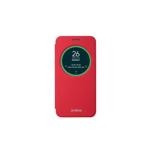 Asus - Etui de Protection rouge pour ZenFone 2 Laser Ze500KL, Ze500KG