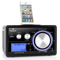 AUNA - Radio Internet WiFi iPod docking station universelle AUX