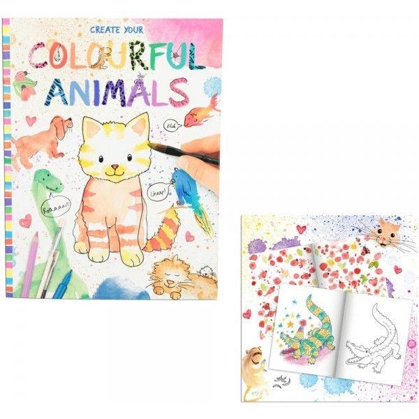 Kontiki - Album à colorier ou a peindre - 48916