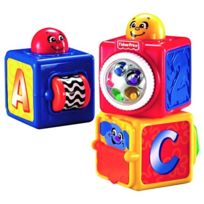 Fisher Price - Fisher-price Cubes D'ACTIVITÉS