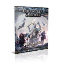 Blackbook ÉDITIONS - Jeux de rôle - Chroniques Oubliées : Guide Du Joueur D'Anathazerin