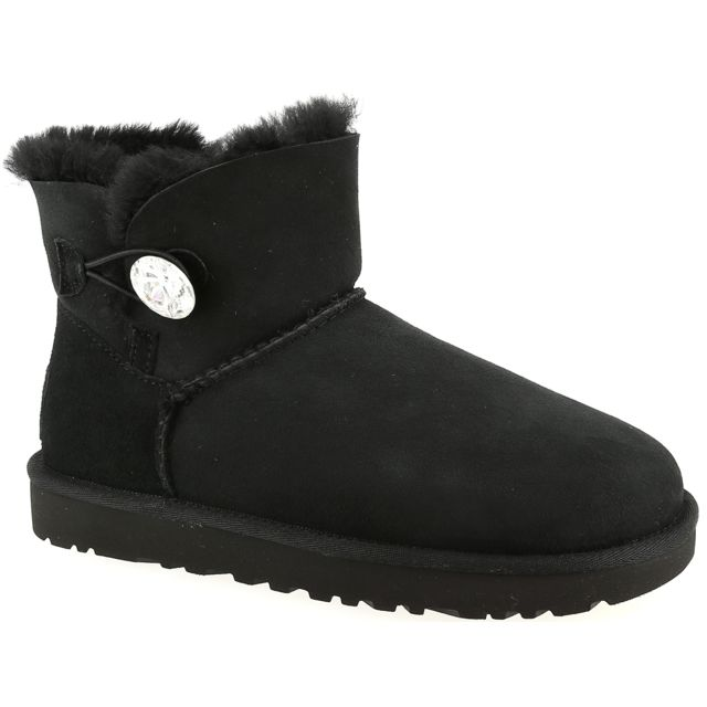 ugg mini bailey bling