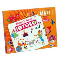 Iotobo - Jeunes maxi artistes 200 pièces