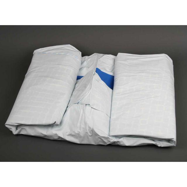 Intex liner de piscine autoport e avec boudin 4 57 x 1 for Piscine intex 4 57 x 1 22