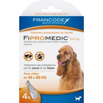 Francodex - Fipromedic® 134 mg x 4 pipettes