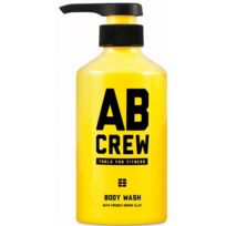 Ab Crew - Gel Douche à l'Argile Verte - 480ml