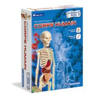 Clementoni - Reconstitue le corps humain