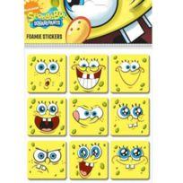 Hall Games - Mini stickers Bob l'Eponge