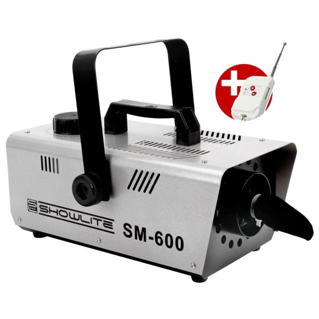 showlite sm 600 machine neige 600 w y compris la t l commande pas cher achat vente. Black Bedroom Furniture Sets. Home Design Ideas