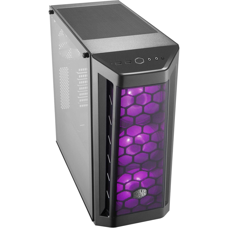 MasterBox MB511 RGB Noir - Avec fenêtre