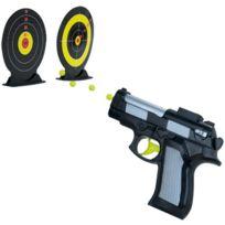 Kim'Play - Boys - Pistolet à billes+cible