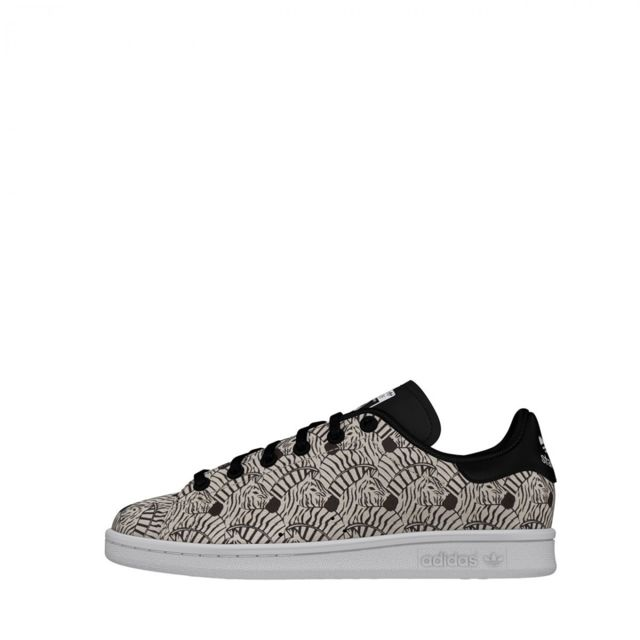 Adidas originals Basket Stan Smith Gs Ref. B37305 Noir