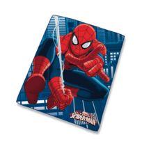 Spider-man - Plaid polaire 110X140 cm Spiderman 100% polyester