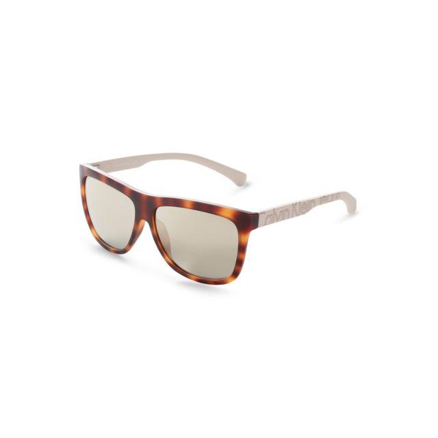 3f60909f16 Calvin Klein - Lunettes de soleil Ckj781S - Écaille - pas cher Achat /  Vente Lunettes Aviateur - RueDuCommerce