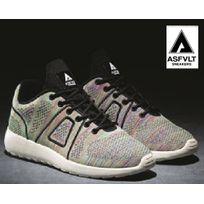 Asfvlt - Sneakers Super Yarknit Black Multicolor
