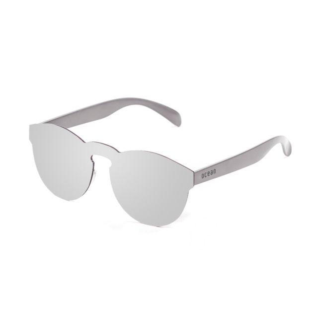 10b41a2b06bf8 Buzzao - Lunettes de soleil polarisées argentées Ocean Sunglasses - Ibiza