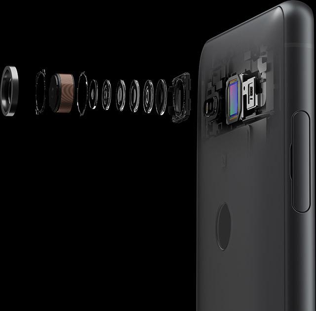 sony xz2 compact appareil photo Motion Eye