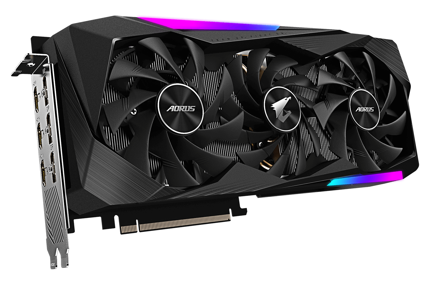 Carte graphique Gaming GeForce RTX 3090 FTW3 ULTRA EVGA