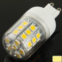 ampoule g9 lumiere blanche achat ampoule g9 lumiere blanche pas cher rue du commerce. Black Bedroom Furniture Sets. Home Design Ideas
