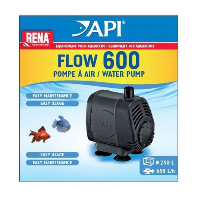 Api Pompe a air New Flow 600 Rena - Pour aquarium