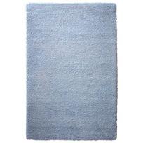 Belly Button - Tapis Classic Uni Bb Bleu par chambre enfant garçon - Couleur - Bleu, Taille - 60 x 100 cm
