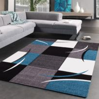 UN AMOUR DE TAPIS - Tapis de Salon Moderne Design Polypropylene ABSTRATA c0781876c2c1