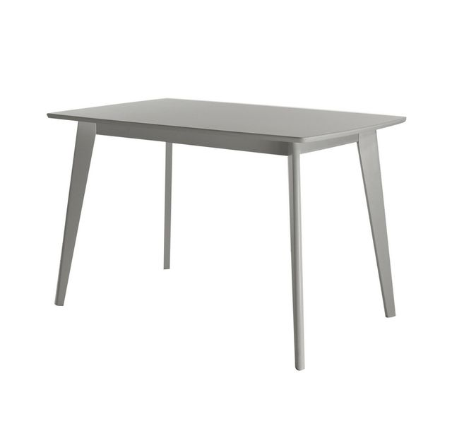 Lebrun Table rectangle grise Ares